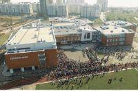 В этом году в Иркутске открылась самая большая современная школа в Восточной Сибири.