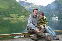 Супруги уже пять лет путешествуют самостоятельно.