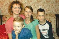 Наталия Дуброва: «У детей должна быть мама!»