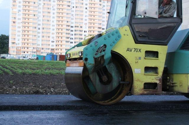 ВКраснодаре ремонт улицы Тургенева будут проводить круглые сутки