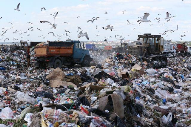 Скоро мусор в Омске будет некуда выбрасывать.