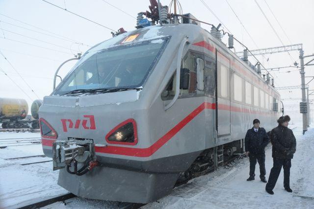 ППК «Омск-пригород» организует новейшую электричку научастке Омск— Исилькуль