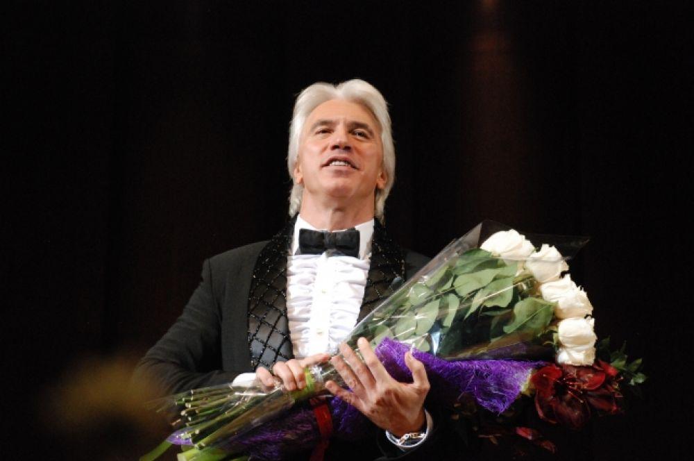 Концерт Д.Хворостовского в БКЗ в 2011 году.