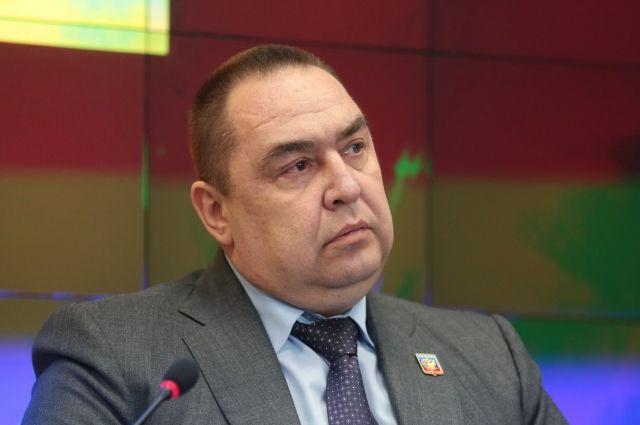 Плотницкий обвинил экс-главу МВД ЛНР впопытке перелома
