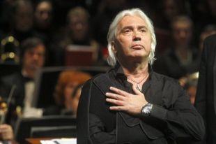 Д. Хворостовский, концерт в БКЗ, 2017 год.