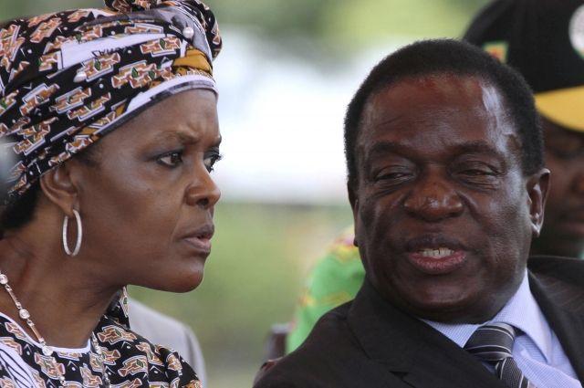 Мнангагва примет присягу в качестве президента Зимбабве 24 ноября – СМИ