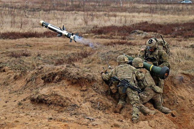 Стало известно, что жители Америки тайком поставляют смертоносное оружие вгосударство Украину
