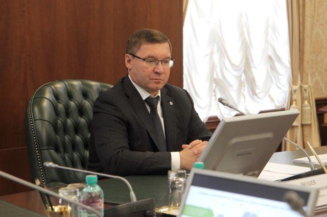 Владимир Якушев выступает с ежегодным Посланием: прямая трансляция