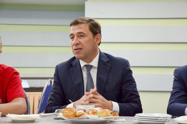 Куйвашев провел собеседования слидерами конкурса напосты министров