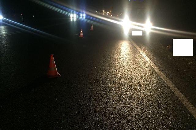 Нафедеральной дороге «Кавказ» под колёсами фургона умер пешеход