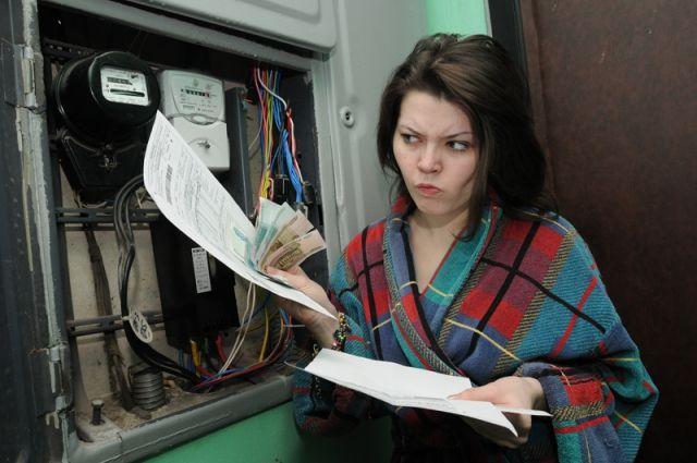 В Омске увеличилось количество должников.