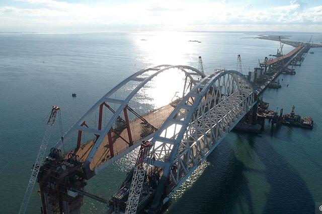 Жители России активно учавствуют вголосовании заназвание Крымского моста