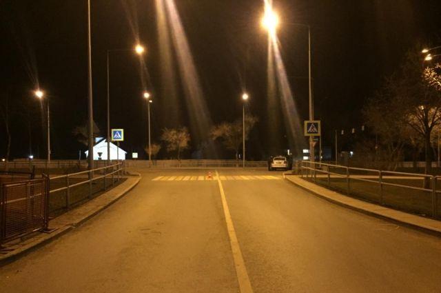 ВСамаре автоледи на Дэу Matiz сбила восьмилетнего ребенка насамокате