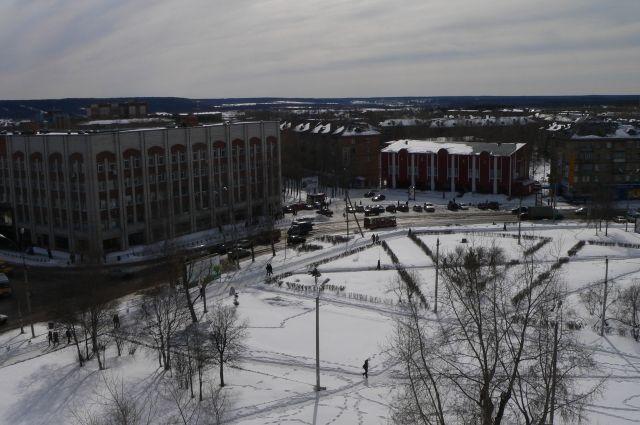Вопрос о переносе столицы Коми могут вынести на референдум