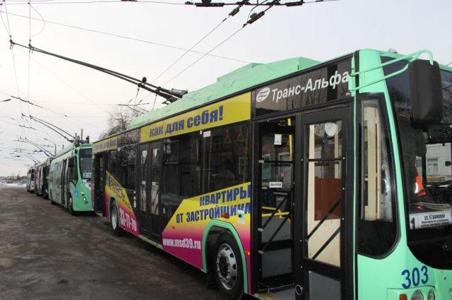 КП «Днепровский электротранспорт» закупят 13 белорусских троллейбусов