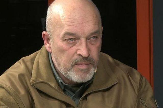 Тука: ВСУ пока не будут вмешиваться в события в Луганске
