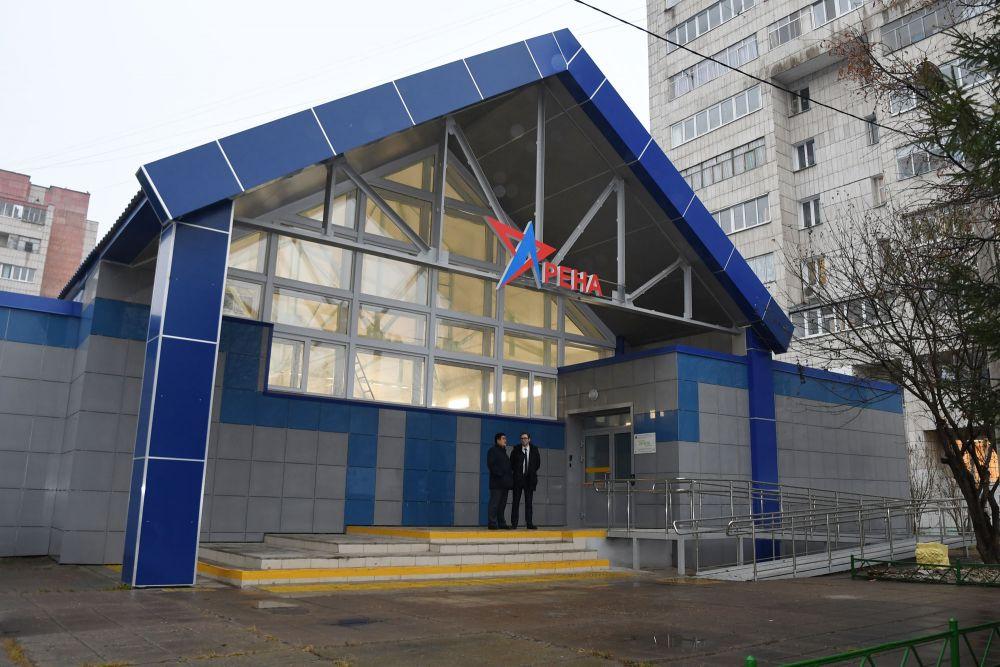 После ремонта подростковый клуб на ул. Симонова сможет принять 700 детей.