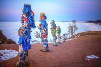 Остров Ольхон блогер назвал «местом силы».