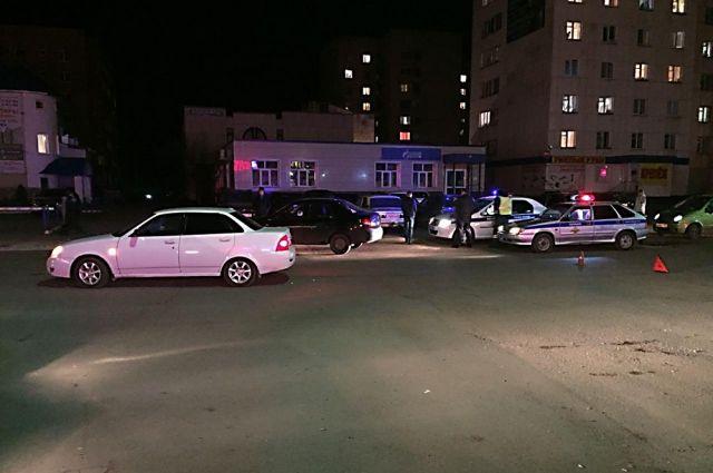 ВБашкирии 21-летний парень на«Приоре» сбил женщину
