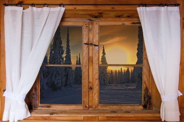 В зимнюю пору можно придумать много занятий для себя и своих близких.