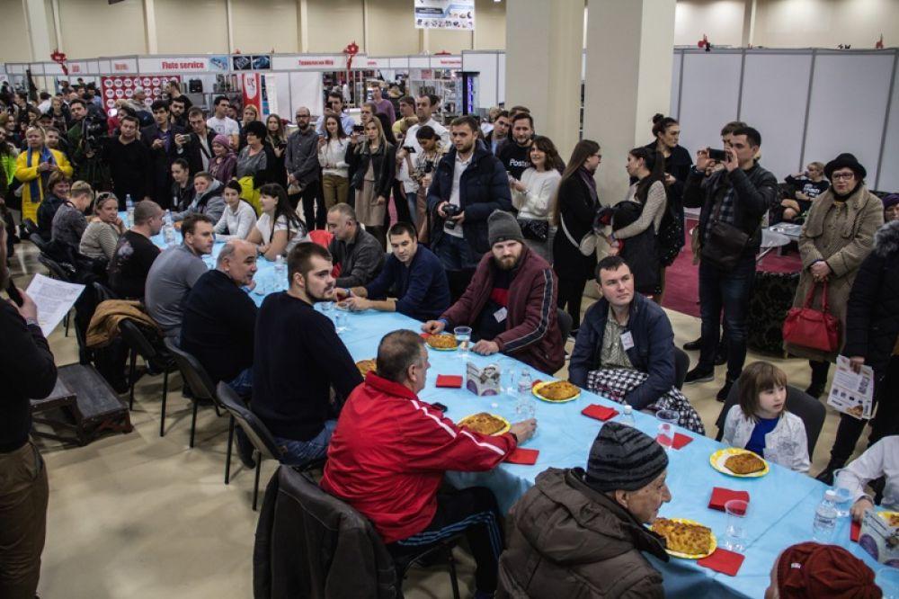 Более 30 человек из разных городов и районов Ростовской области съехались на конкурс.