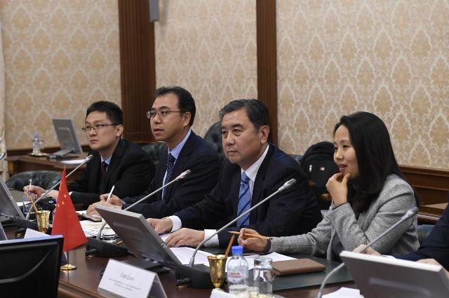В Тюмени может появиться центр российско-китайского сотрудничества