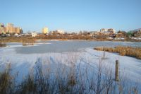В Тюменской области мужчина провалился в реку Иртыш