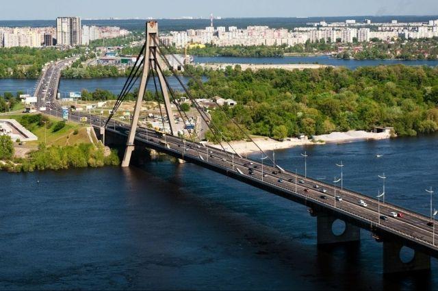 Южный мост перекроют практически намесяц— Ограничение движения