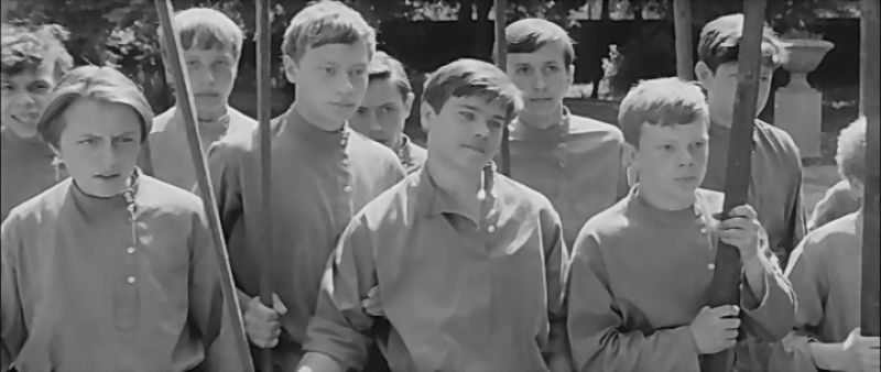 «Республика ШКИД» (1966) — ШКИДовец, беспризорник.