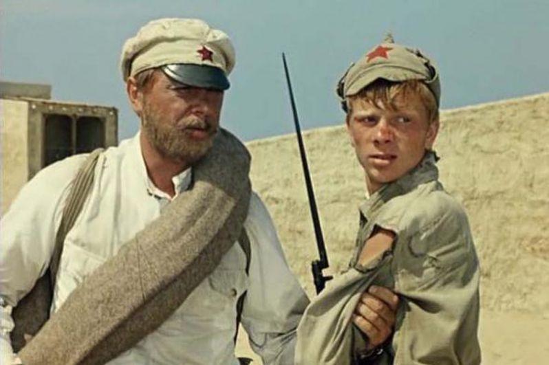 «Белое солнце пустыни» (1969) — Петруха.