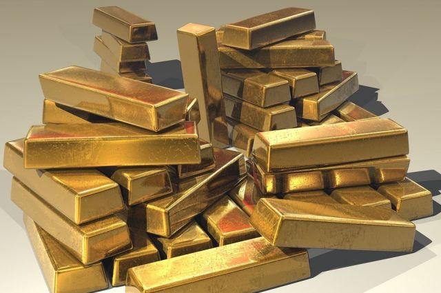 Центробанк призвал увеличивать долю золота врезервах РФ