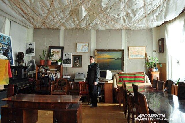 В Омской области построят музей имени Ульянова.