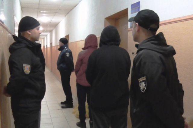 ВОдессе зарубежные студенты сцелью выкупа похитили 17-летнего молодого человека