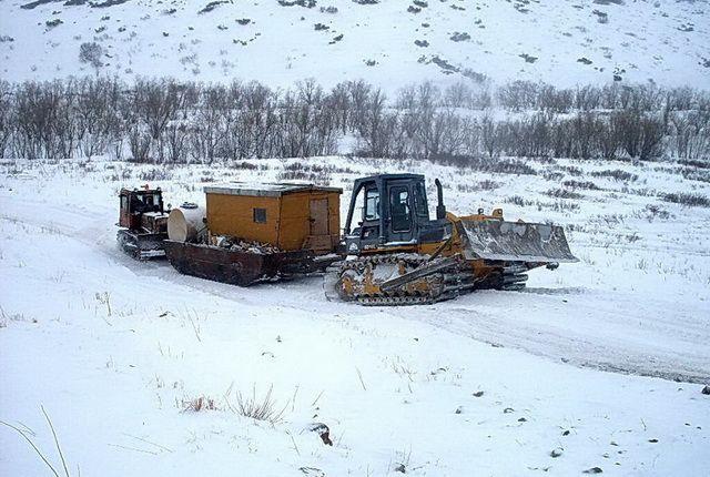 НаЯмале зимники подготовят не ранее 20декабря