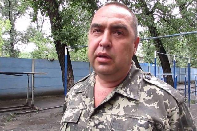 Глава ЛНР уходит в отставку