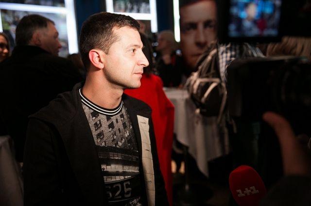 Зеленский послал всех, кто желает запретить сериал «Сваты»
