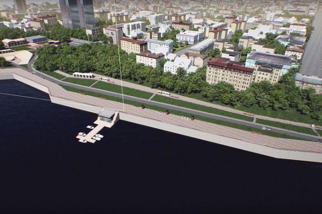 Челябинск будущего: дизайнеры показали, как поменяется город в 2020г