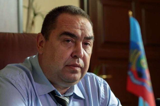 Плотницкий сложил полномочия «главы ЛНР» - «власти» ОРЛО