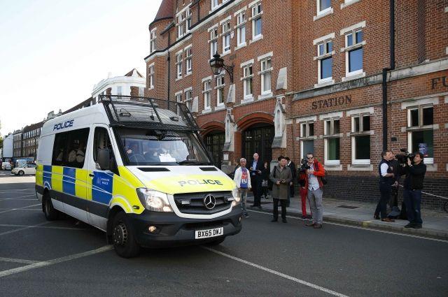 В Лондоне 16 человек пострадали в результате давки в метро