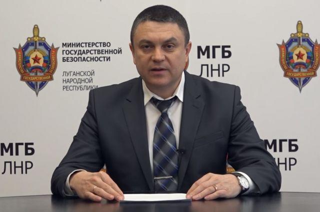 Кандидатура Леонида Пасечника утверждена надолжность руководителя ЛНР