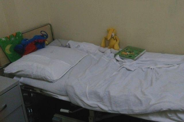 Девочка умерла в больнице в июле 2016 года.