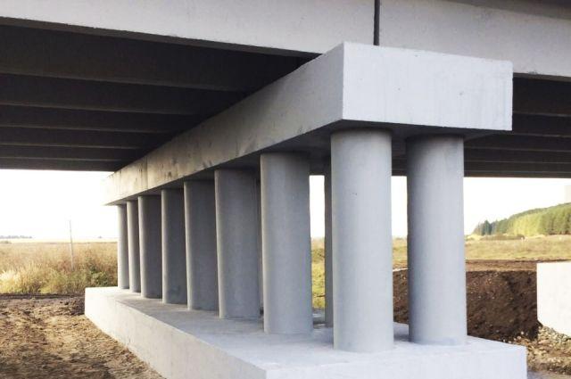 ВУдмуртии после ремонта открыли мост натрассе М-7 «Волга»