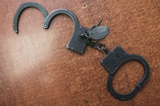 Задержанный мужчина уже был судим.