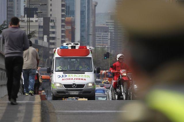 Наюге Чили перевернулся автобус, погибло 11 человек