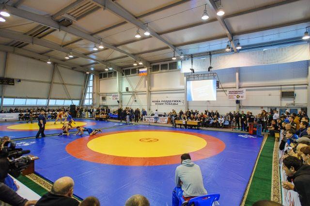 ВВоронеже может появиться современный центр спортивной борьбы