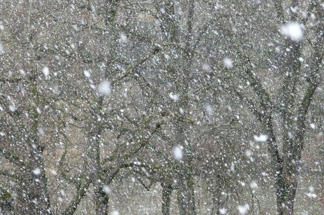 В Иркутске испортилась погода.