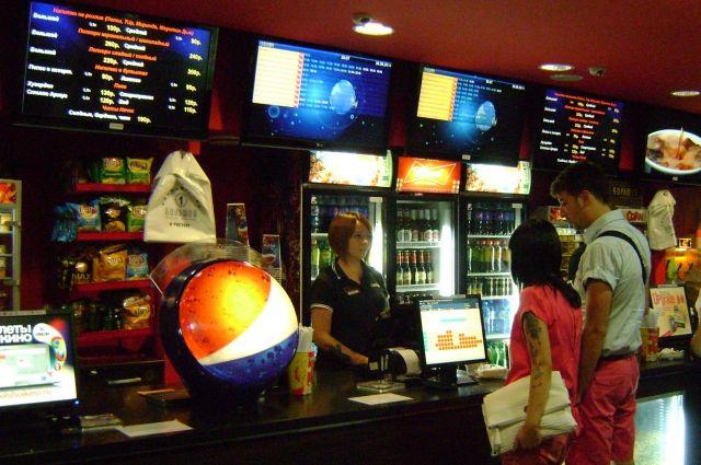 ВОмской области появился очередной модернизированный кинотеатр