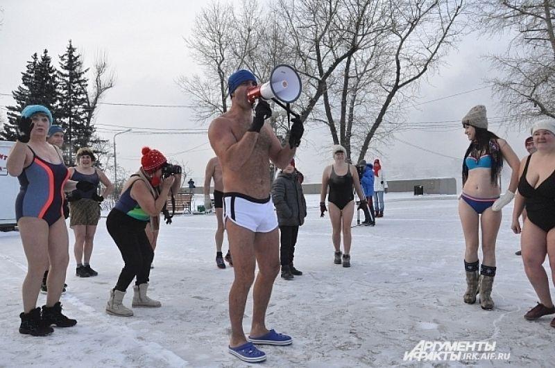Забег на набережной Иркутска призван привлечь внимание Иркутян к здоровому образу жизни.