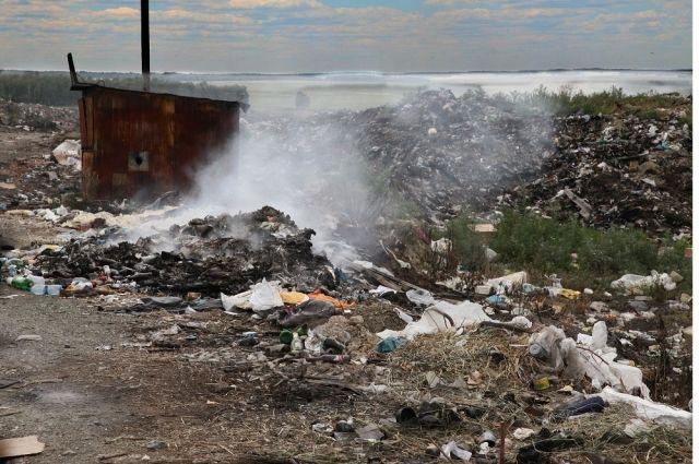 В Первомайском районе суд обязал 5 сел заняться стихийными свалками.