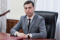 Министр природных ресурсов и экологии Ростовской области Михаил Фишкин